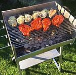 Brasero Barbecue Fonte